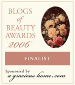 Blogs of Beauty Awards 2006