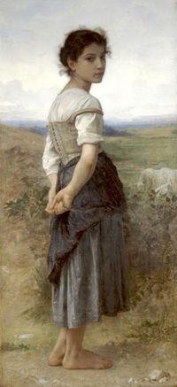 Youngshepherdess