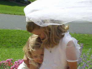 Rose's First Holy Communion